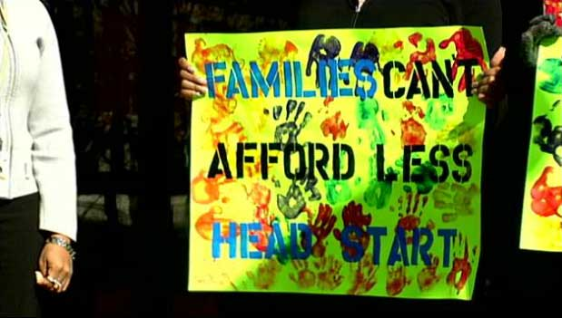 Roanoke Valley Head Start programs protest sequester cuts