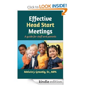Effective Head Start Meetings Handbook Now Available as E-Book from Amazon