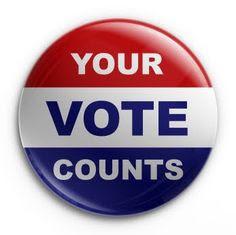 Four Reasons to Vote