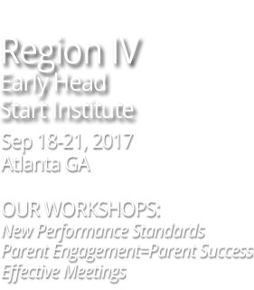 upcoming head start conferences
