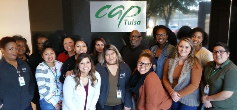 Client Testimonial: CAP Tulsa