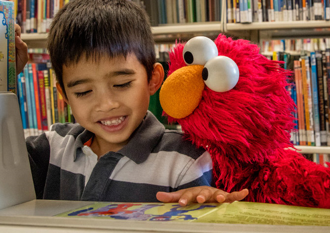 Head Start and Sesame Street are natural partners
